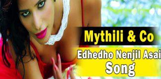 Poonam Pandey's Mythili & Co Movie || Edhedho Nenjil Asai
