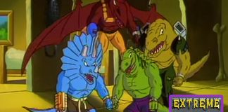 Extreme Dinosaures episode 20
