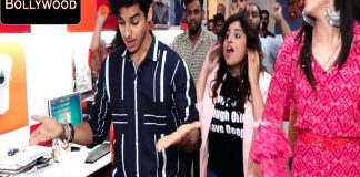 Jhanvi Kapoor and Ishaan Khattar at Radio Station For Dhadak Promotion copy