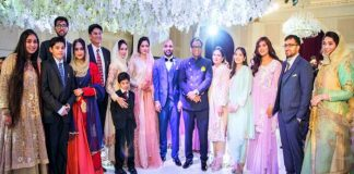Kanika Kapoor, Dia Mirza Spotted At Adnan-Ul-Mulk & Nida Farooqui's Wedding Party