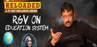 Ram Gopal Varma Exclusive Interview on Education System