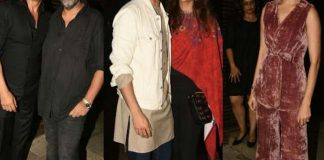 Shahrukh Khan, Anushka Sharma & Other Celebs At Anand L Rai's Birthday Party