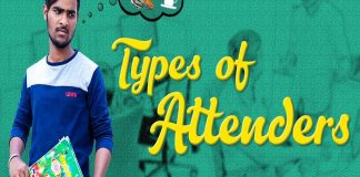 Types of Attenders Telugu Short Film 2018