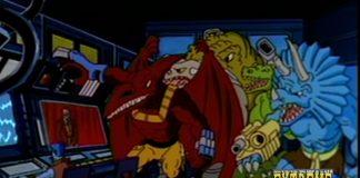 extreme Dinosaurs Episode 22