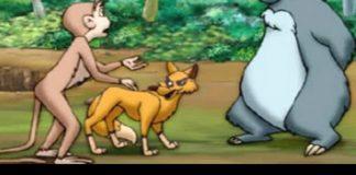 kapish The Friend Fox and Rabbit
