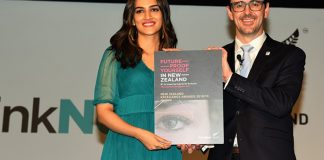 A Panel Discussion & Announcement Of Education Initiatives With Kriti Sanon