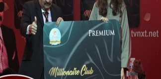 Bollywood Diva Evelyn Sharma At The Launch Of Country Club Millionaire Card TVNXT BOLLYWOOD