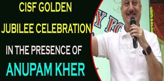 CISF Golden JUBILEE CELEBRATION in the Presence of Anupam Kher TVNXT BOLLYWOOD