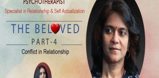 Confict In Relationship By Psychotherapist Sujata Potay The Beloved