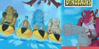 Extreme Dinosaurs - Episode 29 - Jealous