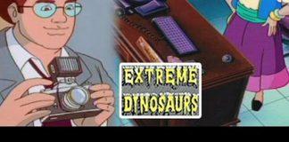 Extreme Dinosaurs Episode 35 Jinxed TVNXT Kidz