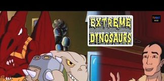 Extreme Dinosaurs Episode 36 Enter the Dinosaur TVNXT KIDZ