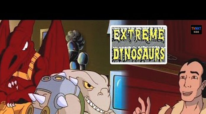 Extreme Dinosaurs Episode 36 Enter the Dinosaur TVNXT KIDZ