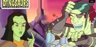 Extreme Dinosaurs Episode 40 Dinosaur Warriors TVNXT KIDZ