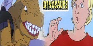 Extreme Dinosaurs Episode 45 T-Foot TVNXT KIDZ