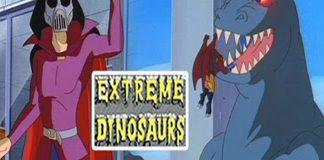 Extreme Dinosaurs Episode 46 Zogwalla-Con TVNXT KIDZ