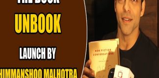 First Book (UNBOOK) Launch by Himmanshoo Malhotra copy