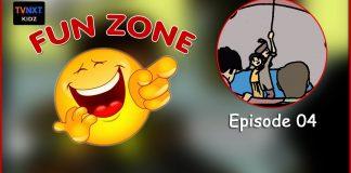 Fun Zone Episode 04 TVNXT Kidz