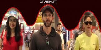 Hrithik Roshan ,Kareena ,& Shraddha Spotted At Airport TVNXT BOLLYWOOD