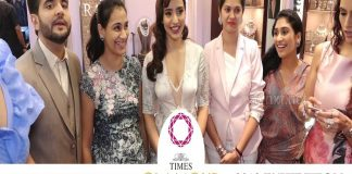Inauguration Of Times Glamour 2018 Exhibition by Neha Sharma TVNXT BOLLYWOOD