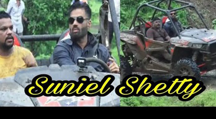 India 1st Off Roading Rally Mud Skull Adventure With Sunil Shetty TVNXT BOLLYWOOD