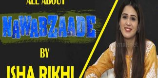 Isha Rikhi Talks About Her Bollywood Debut Movie 'Nawabzaade' TVNXT BOOLYWOOD