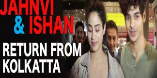 Janhvi Kapoor & Ishaan Spotted at Airport TVNXT BOLLYWOOD