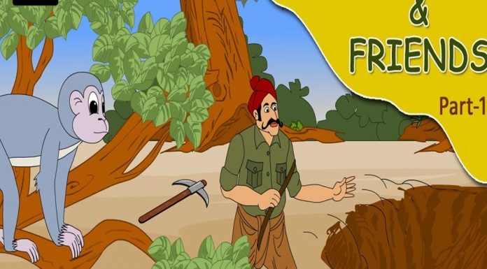 Kapish and Friends Part 1 Kapish Comic Stories TVNXT KIDZ