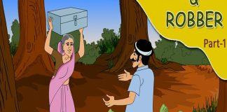 Kapish and Robber - Part 1 - Kapish Comic Stories TVNXT KIDZ