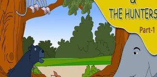 Kapish and The Hunters Part 1 Kapish Comic Stories TVNXT KIDZ copy