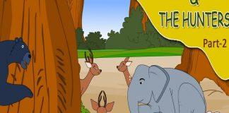 Kapish and The Hunters Part 2 Kapish Comic Stories copy