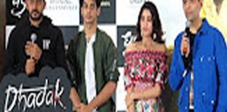 Karan Johar Host Success Pc Of Dhadak With Jahnvi, Ishan & Shashank TVNXT BOLLYWOOD