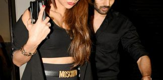 Kartik Aaryan With Rumored Girlfriend Dimple Sharma, Spotted At Bastian Restaurant 2 copy