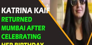 Katrina Kaif Returned Mumbai After Celebrating Her Birthday in London TVNXT BOLLYWOOD