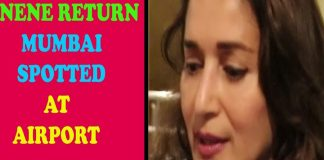 Madhuri Dixit Nene Return Mumbai Spotted At Airport TVNXT Bollywood copy