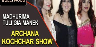 Madhurima Tuli, Gia Manek & Others Walk for ARCHANA KOCHCHAR SHOW Fashion Show TVNXT Bollywood copy