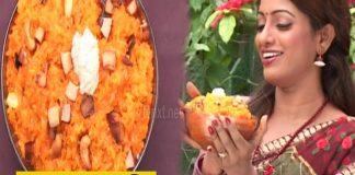 Meetha Pulao Recipe Sweet Pulao Desert Cooking with Udaya Bhanu