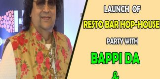 Official Launch Of Resto Bar Hop House Of Party With Bappi Da & Arvinder Singh TVNXT BOLLYWOOD