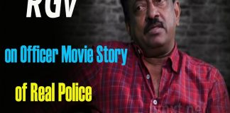 RGV On Officer Movie | Encounter Cop or Police Real Story