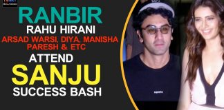 Rajusanju Success Bash Many Celebs Attend Ranbir, Hirani TVNXT BOllywood