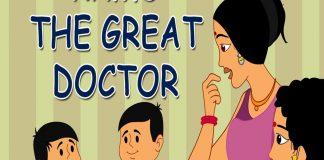 Ramu and Shamu Ramu The Great Doctor Comic Stories copy