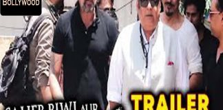 Saheb Biwi Gangster Return Trailer launch Sanjay Dutt Speech Celebs Entry