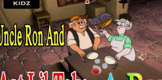 Scruff Episode 31 Uncle Ron and ANt Children's Animation Series. 2jpg 2