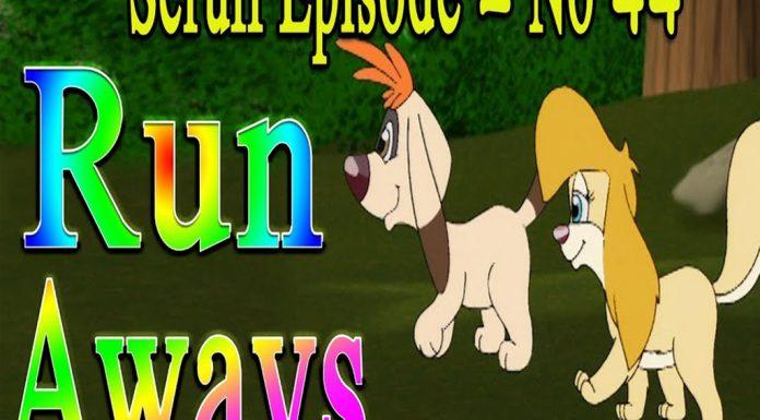Scruff Episode 44 Run aways Children's Animation Series TVNXT kidz