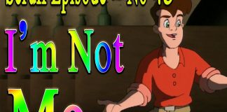 Scruff Episode 46 I'm Not me Children's Animation Series TVNXT KIDZ