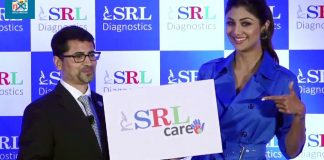 Shilpa Shetty At Launch Of SRL Diagnostics Strategic Initiative Brand Ambassador TVNXT BOLLYWOOD