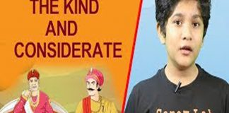 The Kind And Considerate Story Time Akbar Birbal Story By Shubh Children Stories copy