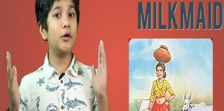 The Milkmaid's Daydream By Shubh Story Time Children Stories TVNXT Kidz copy