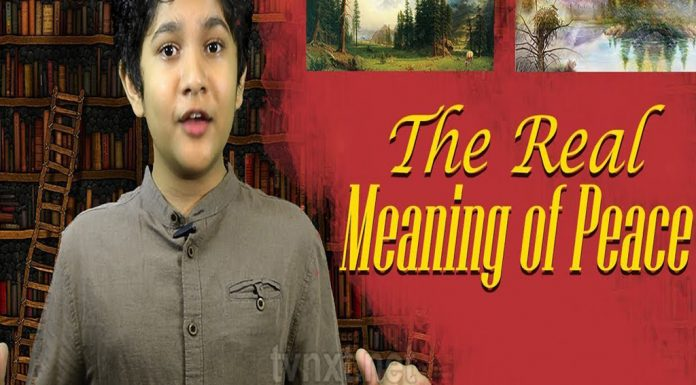 The Real Meaning Of Peace By Shubh - Story Time - Children Stories TVNXT KIDZ