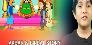 The Sweet Truth Story Time Akbar Birbal Story By Shubh Children Stories TVNXT Kidz copy